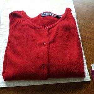 Laura Scott sweater worn few times